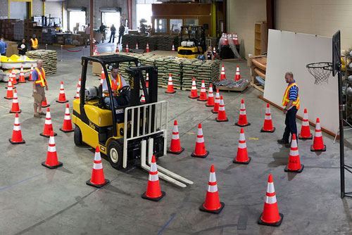 Forklift Rodeos Why Your Warehouse Is Missing Out Forklift Professional News