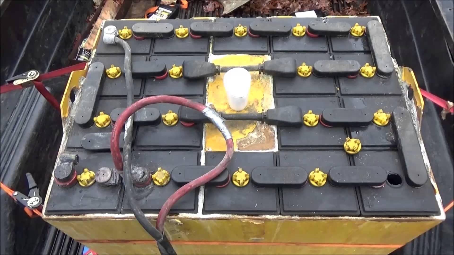 Forklift Battery Maintenance Tips Forklift Professional News