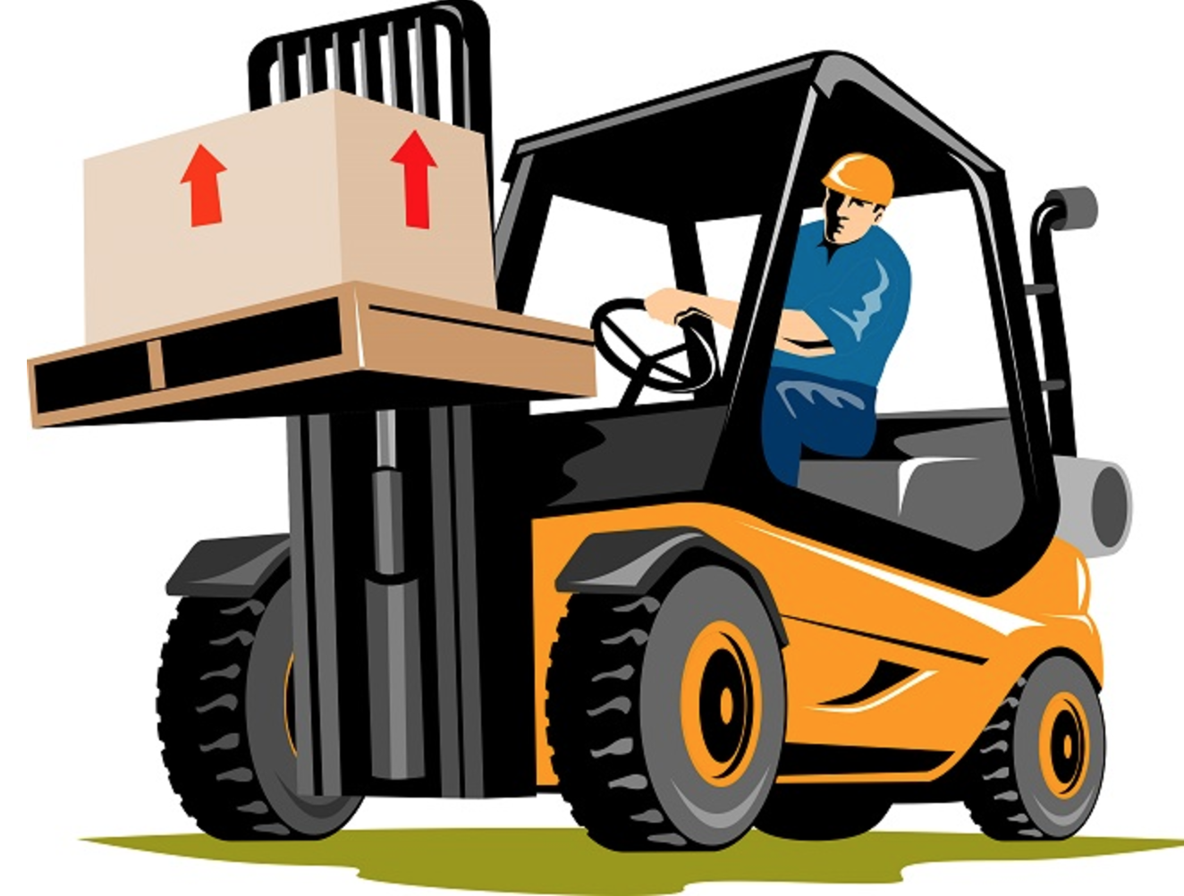 Fork Lift Operator : Mistakes that could lead you to an accident forklift